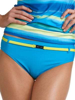 Belted Hipster Swim Bottom by Nautica