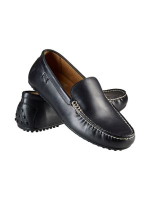 Woodley Leather Loafers...