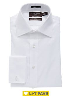 ca3ffaf307 Product image. QUICK VIEW. Black Brown 1826. Classic Fit Non-Iron Dress  Shirt