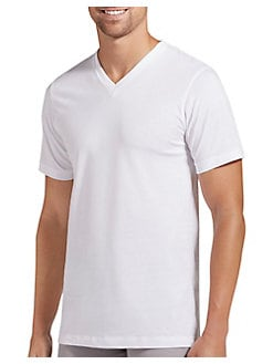 a3a8ff19 Men's Undershirts: V Neck, Crew Neck & More | Lord & Taylor