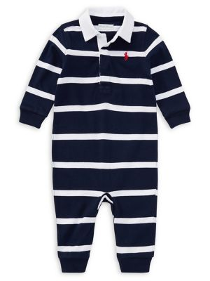 Rugby Striped Coveralls...