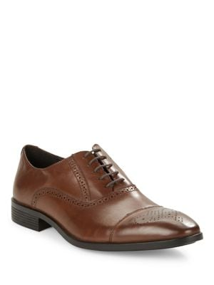 Cartier Leather Oxfords...