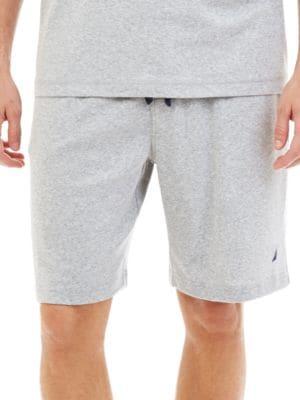 Lounge Knit Shorts @...