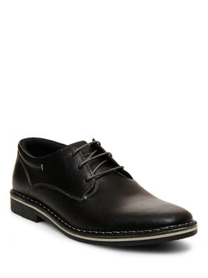 Leather Oxfords @...