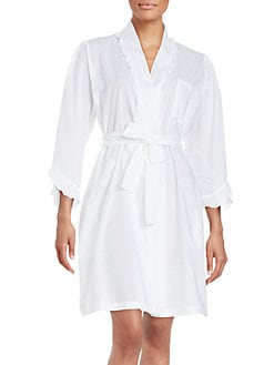 Product image. QUICK VIEW. Eileen West. Cotton Bathrobe 4956eabda