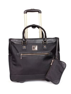 Carry-On Wheeled Tote...