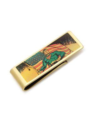 Image of DC Comics Vintage Superman Money Clip