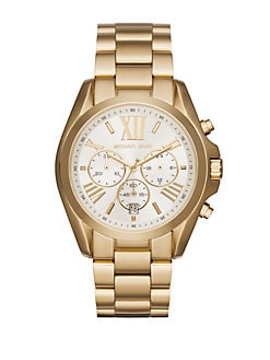 43fbecc44 Bradshaw Goldtone Stainless Steel Bracelet Watch GOLD. QUICK VIEW. Product  image