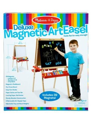 Deluxe Easel and Magnetic...