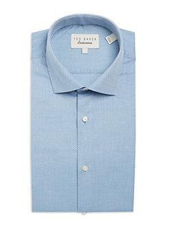 a4ece5597 QUICK VIEW. Ted Baker London. Textured Dress Shirt