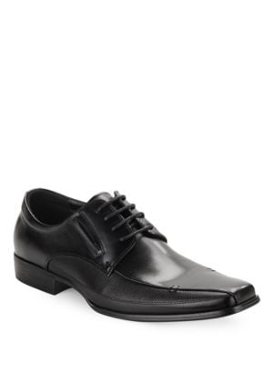 Self Review Lace-Up Loafers 500019820109