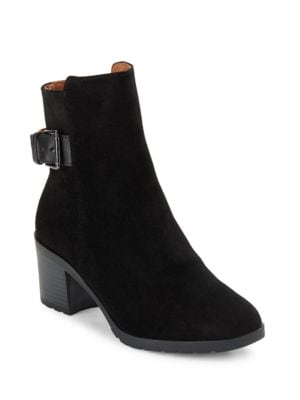Flora Suede Ankle Boots by Gentle Souls