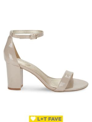 Armory Faux Leather Sandals by Bandolino