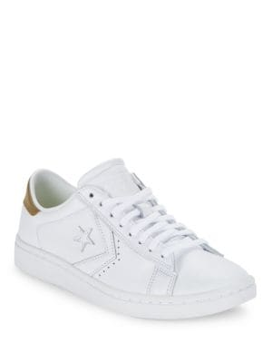 Pro Leather Ox Sneakers by Converse