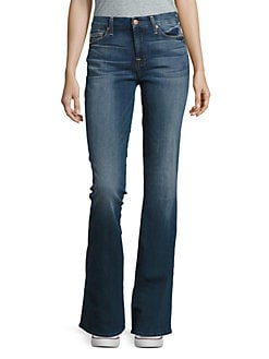 ffde0ef8bab QUICK VIEW. 7 For All Mankind. Kimmie Bootcut Jeans
