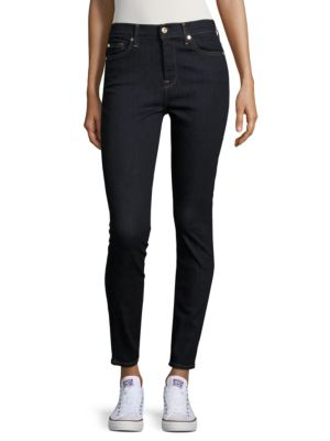 High-Waisted Super Skinny Jeans 500030422109