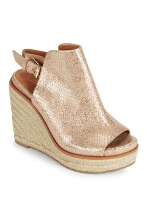 Jacey Wedge Sandals by Gentle Souls