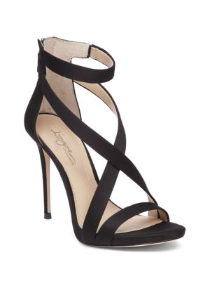 Devin Satin Sandals by Imagine Vince Camuto