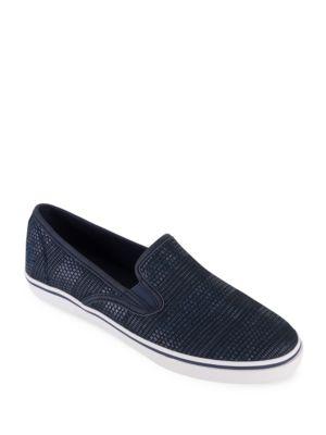 Janis Slip-On Sneakers by Lauren Ralph Lauren