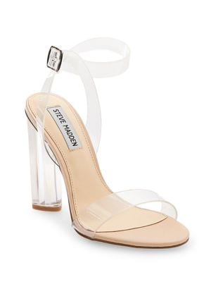 Teena Ankle-Strap Sandals by Steve Madden