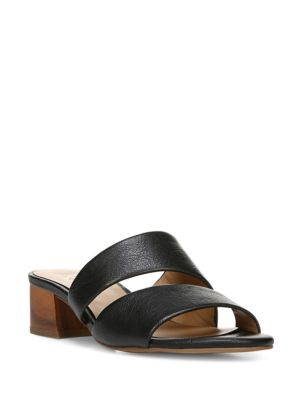 Tallen Leather Sandals by Franco Sarto