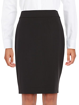bfe714cbe5 Calvin Klein - Fit Solutions Pencil Skirt - lordandtaylor.com