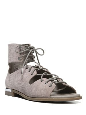 Cassie Leather Sandal by Fergie