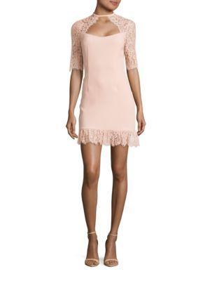 Claudia Stretch Crepe Dress by Rachel Zoe