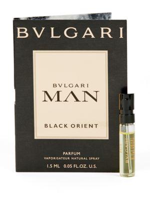 Image of Bvlgari Man Black Orient Eau de Parfum 1.5ml