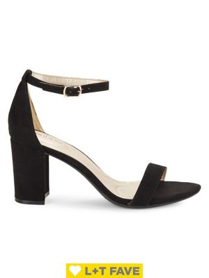 Armory Microsuede Sandals by Bandolino