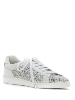 Photo of Chaperf Leather Lace-Up Sneakers by Ed Ellen Degeneres - shop Ed Ellen Degeneres shoes sales