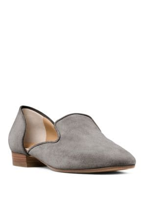 Fielding Suede Loafers by Michael Kors Collection