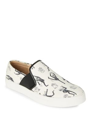 Elisha2 Karl Toon Dancing Slip-On Sneakers by Karl Lagerfeld Paris