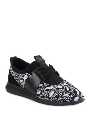 StudioGrand Knit Sneakers by Cole Haan