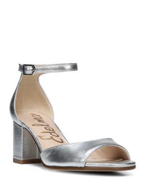 Susie Block Heel Sandals by Sam Edelman