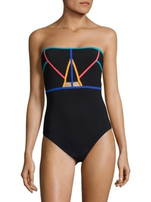 Electra Bandeau One-Piece by Profile Sport