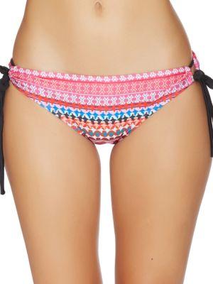 Body Renewal Tubular Tunnel Bikini Bottom by Next