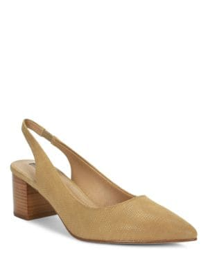 Revel Leather Pumps by Tahari
