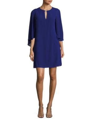 Keyhole Shift Dress by Vince Camuto