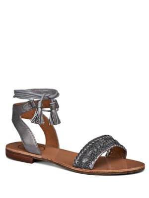 Tateraffia Leather Sandals by Jack Rogers