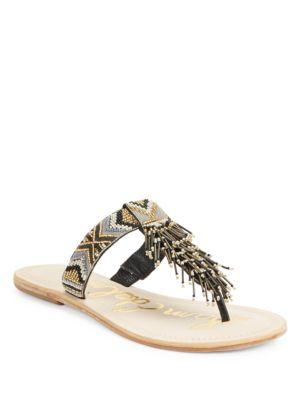Anella Thong Sandals by Sam Edelman