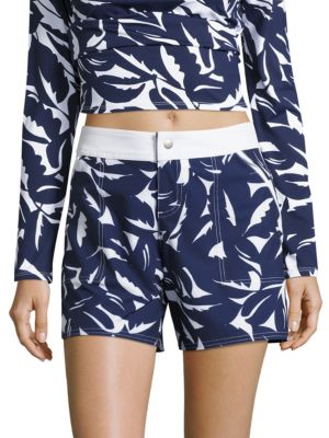 Graphic Jungle Board Shorts by Tommy Bahama