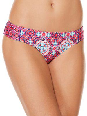 Tab Side Bikini Bottom by Laundry by Shelli Segal