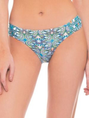 India Side Tab Bikini Bottom by Blush By Gottex
