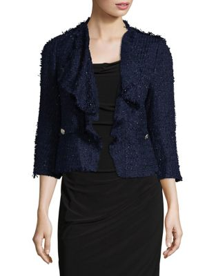 Oversize Eclipse Jacket by Karl Lagerfeld Paris