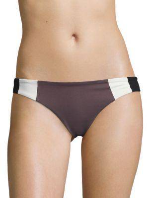 Seamless Reversible Bikini Swim Bottoms by LSpace