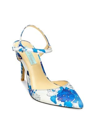 Anina Embossed Dress Pumps by Betsey Johnson