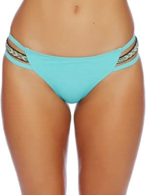 Strapped Cove Solids Bikini Bottom by Reef
