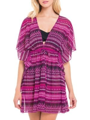 Indian Sunset Cover-Up Tunic by Profile By Gottex