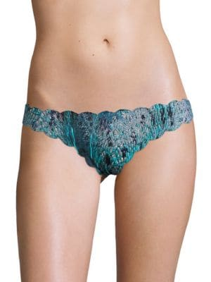 Reversible Wave Bikini Bottom by PilyQ